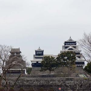 チャリ旅 熊本城