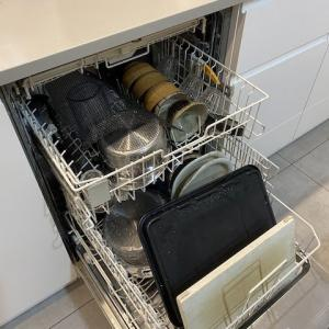 三種の神器・食器洗浄機