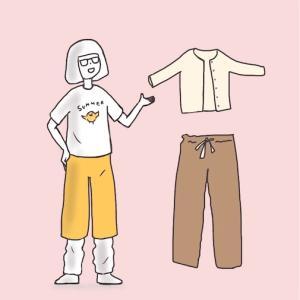 気温と服装