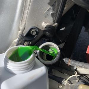 【バイク】YZF-R1の冷却水をDIYで交換する方法