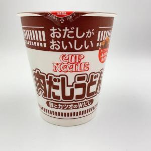 缶コーヒーよりもやっすい!謎肉も入って美味しい日清のヌードルうどん