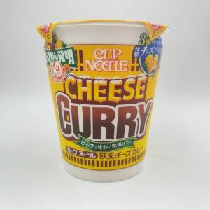 チーズのコクが旨みに深味を増す!カップヌードルの定番味!