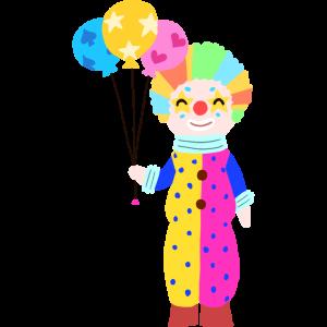 ピエロ clown