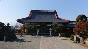 二宮尊徳と北条氏康正室 瑞渓院が眠る 善栄寺