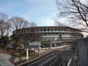 東京オリンピック 開幕