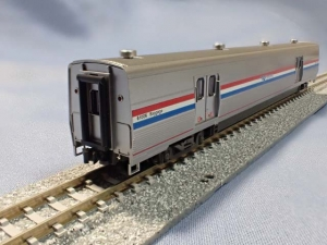 KATO Amtrak ViewLiner2 #61006 Baggage Car