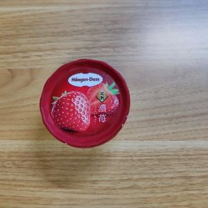Häagen-Dazs 濃苺