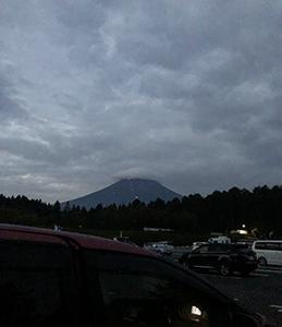久しぶりのくるま旅 富士吉田-河口湖方面 その1