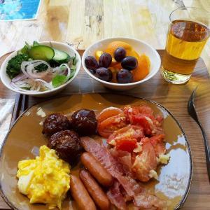 【1日1食】モクシー大阪新梅田朝食ビュッフェ プラチナ特典で5日連続無料だけど…