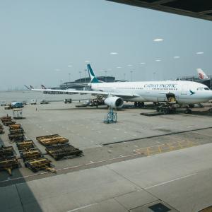 【朗報】プライオリティパスで香港空港キャセイThe Wing First Class Loungeが利用可能に