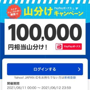 【お得情報】ペイペイボーナス山分け!