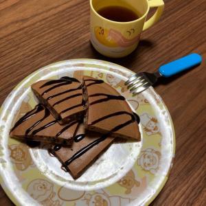 プロテインと豆腐で作るしっとりパンケーキ【おから不使用】