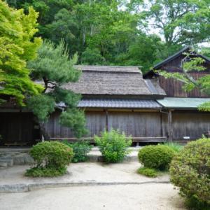 足守にある岡山の大名庭園「近水園」を訪れる(旅その15後編)
