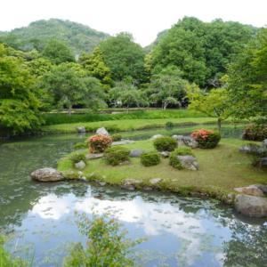 大名庭園「近水園」へようこそ、岡山県の町並み保存地区を訪ねて