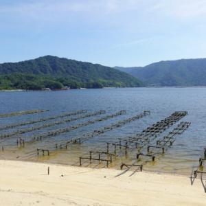 瀬戸内海の海道の一つ、夏の「かきしま海道」をサイクリング(呉)