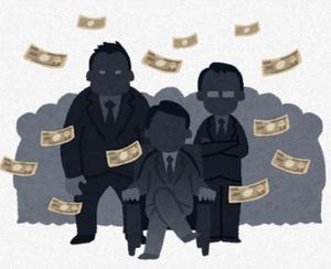 闇金 弁護士 分割