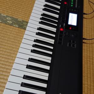 ピアノの時間(練習の習慣で上達)