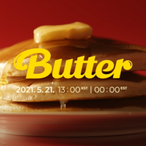 'Butter' OFFICIAL MV ティーザー公開。何回見ましたか?