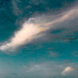 アートフォト『雲景と太陽』(4月)~♡~4.23