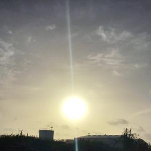 太陽と煙霧の物語~♡~06.13
