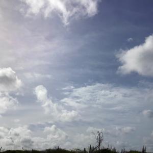 白雲日和な日曜日♥南カリブ海~7.25/26