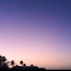 雲景色で始まり皆無(雲)で終えた日~☆~9.10/11