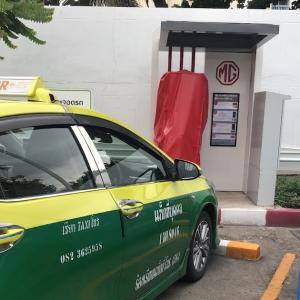 タイ電気自動車インフラ