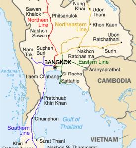 タイ国鉄SRTのレッドライン8月2日オープン