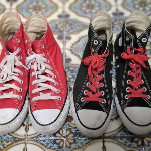 【断捨離】75%オフNIKEの激安スニーカーを買って、古い靴を断捨離しました