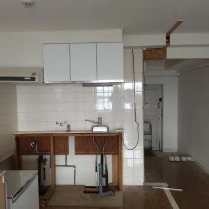 【キッチンのミニマリノベ】激安造作キッチンDIYのためにタイル購入しました