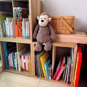 10畳リビングでも増設できるオークヴィレッジのたなKOBAKO本棚