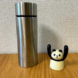 ポケトル120mlが1歳児用の水筒に最適で毎日愛用している件