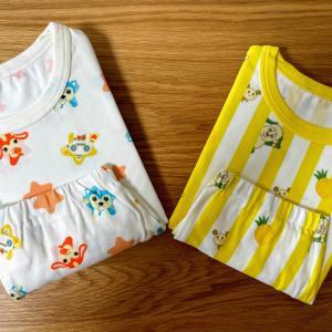 【子どもが喜ぶ】ユニクロのEテレキッズキャラクターコレクションのパジャマ