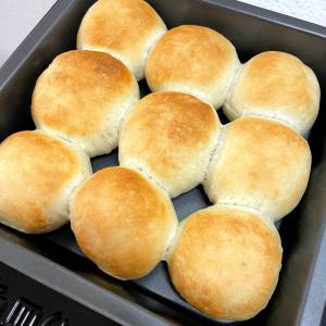 初心者でも簡単。1時間ちょっとで上手に作れるちぎりパン