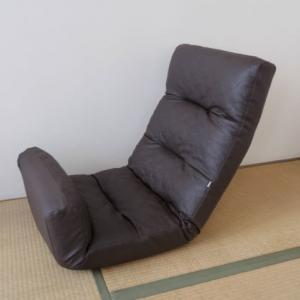 ミニマム暮らしにこだわらず、座椅子を買う。