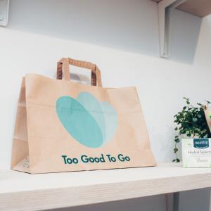 カフェやレストランの商品をお得に買えるアプリToo Good To Goを試してみた