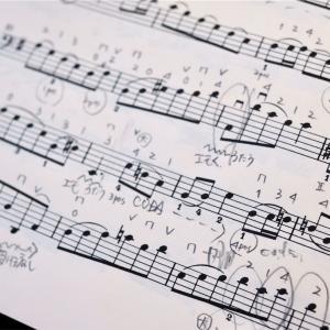 チェロレッスン 14回目 ②無伴奏チェロ組曲編