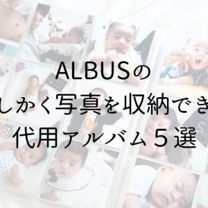 【ALBUS(アルバス)】公式アルバムは高い!代用できるおすすめましかくアルバム5選
