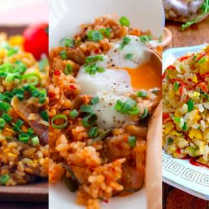 20分以内で簡単「絶品チャーハン」レシピ10選!時間がない日の朝食やランチにおすすめ♪