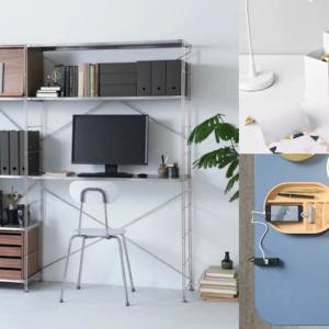デスク周りの「収納&便利アイテム」10選!仕事効率が格段に上がる整理整頓・収納術とは