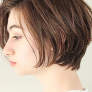 30代女性におすすめの「前髪なし×前下がりショート」ヘアスタイル10選!おしゃれも小顔も手に入れる♡