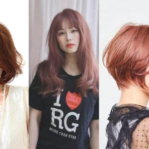 30代女性に似合う「ピンクアッシュヘアカラー」10選|色落ちも可愛い人気の髪色をピックアップ