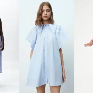 30代女性がこの夏着たい「ZARAのブルーワンピース」5選♡ 圧倒的クオリティで高見え抜群!