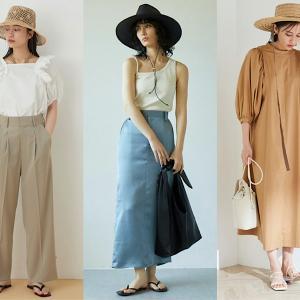 30代女性の「麦わら帽子コーデ」10選!トレンドをしっかり押さえた着こなしをご紹介