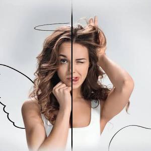 【自己理解】あなたの二面性を診断します。心に潜む「天使と悪魔」って?