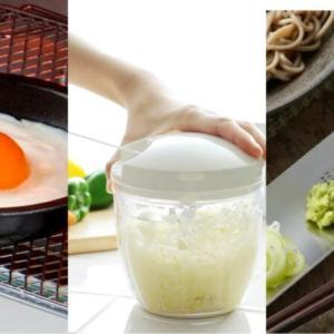 時短を叶える「便利キッチンアイテム」10選!調理が簡単・楽になる♪