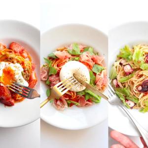 【極ウマ】おしゃれパスタレシピ 10選  男性ウケ抜群!絶対に喜ばれる#おもてなし料理