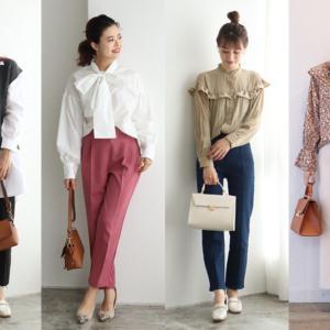 【2021秋】30代女性におすすめのシャツ・ブラウスコーデ特集|トレンドデザインをピックアップ♡