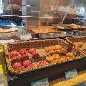 カヌレが食べたくてホテルミラコスタ「オチェーアノ」のブッフェへ!@舞浜