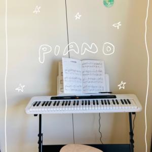 【CASIO電子ピアノ】人生で、何か1曲弾いてみたい
